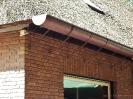 Goten koper rieten dak